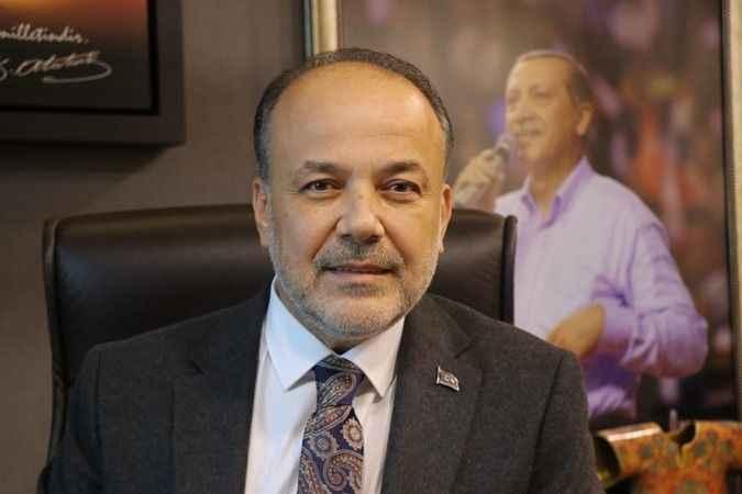 AK Partili Yavuz'dan Özmen'e tebrik