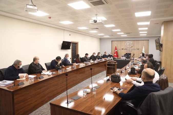 DSİ, Aydın'da sulama birliği başkanlarıyla görüştü