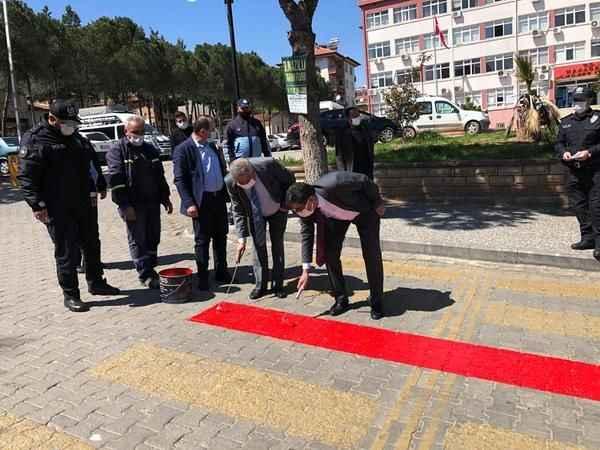 Karacasu protokolü, kırmızı çizgisini çekti