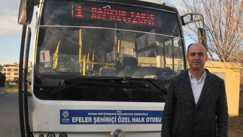 Efeler Şehiriçi Özel Halk Otobüsleri, 1 numaralı hatta hafta sonu hizmet verecek