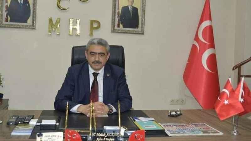 MHP'li Alıcık, sağlık çalışanlarına yapılan saldırıyı kınadı