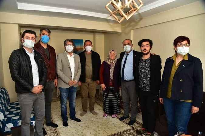 İYİ Parti'den Samet için hayırseverlere çağrı