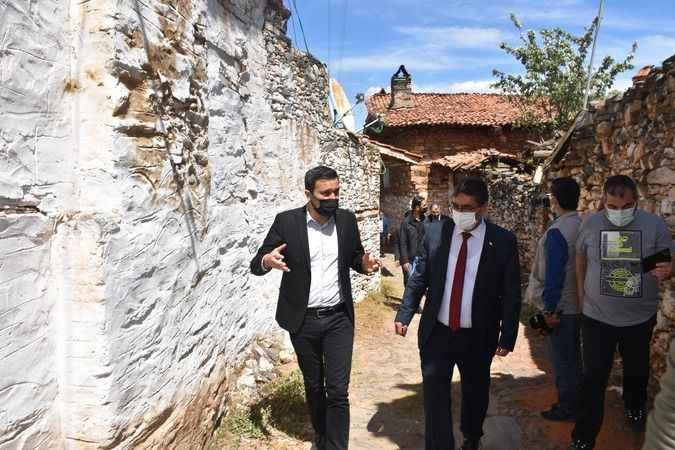Karacasu'da hayal gerçek oluyor