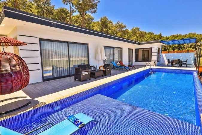 Fethiye En Güzel Tatil Villaları