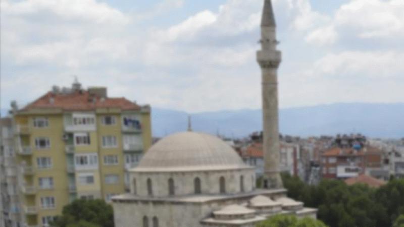 Cami hoparlörlerinden 'tam kapanma' uyarısı
