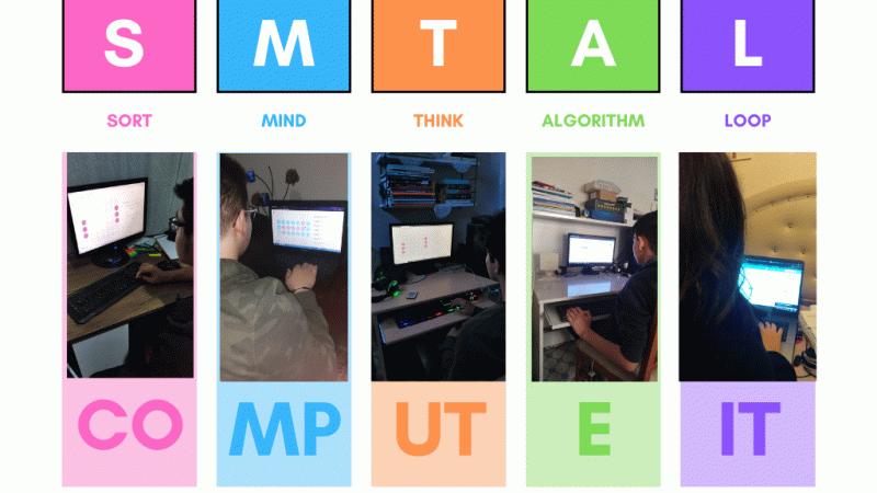Söke Mesleki ve Teknik Anadolu Lisesi, kodlayarak üretiyor