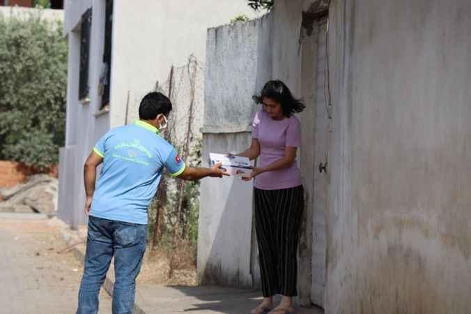 Nazilli Belediyesi sosyal belediyecilikte de zirvede