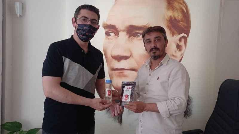 ABGC'den gazetecilere bayram hediyesi