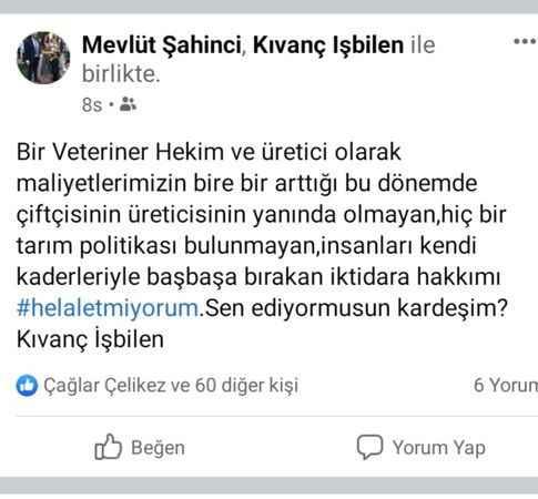İYİ Parti'liler, iktidara haklarını helal etmedi