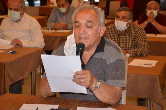 Nazilli'de Millet İttifakı, İsrail'i kınadı