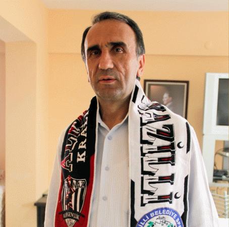 Naz-Naz'a Şampiyon Başkandan dev destek