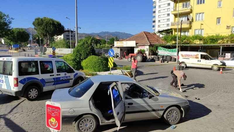 Aydın'da silahlı kavga; 2 yaralı