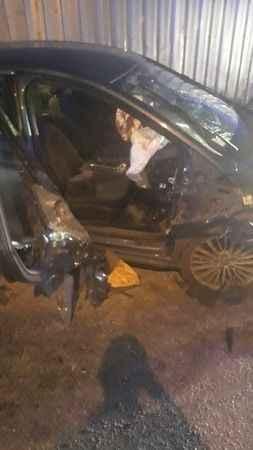 Aydın'da traktörle otomobilin çarpışması sonucu 3 kişi yaralandı