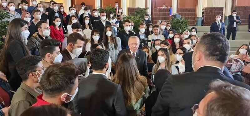 Görgülü, Cumhurbaşkanı Erdoğan'a Aydın'ın selamını iletti