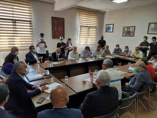 Esnaftan, Efeler Belediyesi'ne tepki