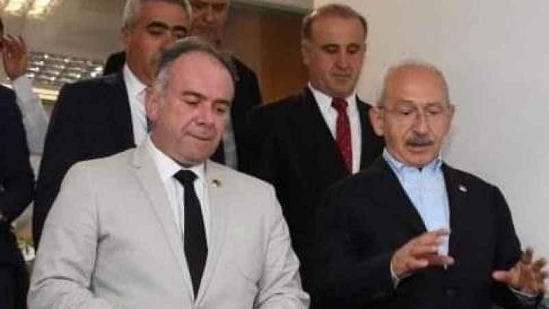 Başkan Öndeş'ten Kılıçdaroğlu'na destek
