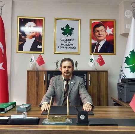 Atatürk büstü için Vali Aksoy'dan yardım istedi