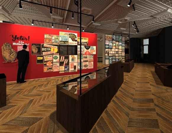 Adnan Menderes'in aziz hatıralarına yakışan müzenin iç dizaynı ilk kez ortaya çıktı