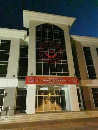 Aile ve Sosyal Hizmetler İl Müdürlüğü yeni binasına taşınıyor