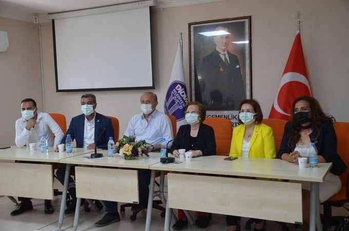 CHP'li Balcı'dan Didim ziyareti