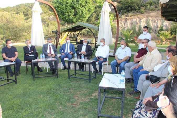 Adnan Menderes'in anıları vefa etkinliğinde canlandı