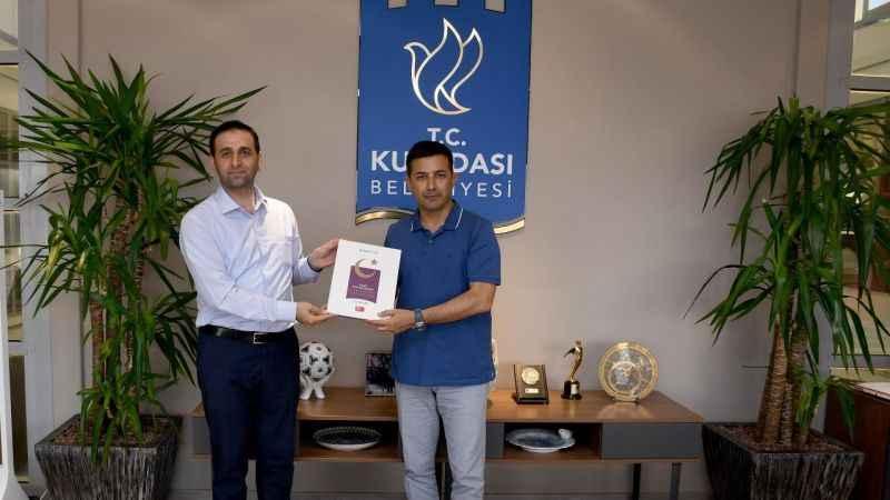 BİK Müdürü Gülen'den Günel'e nezaket ziyareti