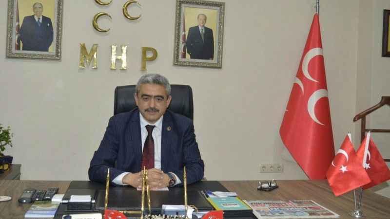 MHP'li Alıcık, İstanbul'un Fethi'nin 568'inci yılını kutladı