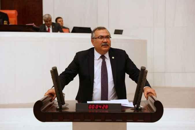 CHP'li Bülbül'den Altınkum'da peşkeş iddiası