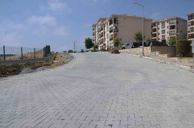 Değirmendere Mahallesi'ne bir yılda rekor yatırım