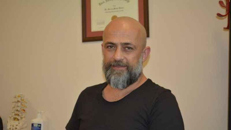 Dr. Yalçın, Atatürk Devlet Hastanesi'nde görevine başladı
