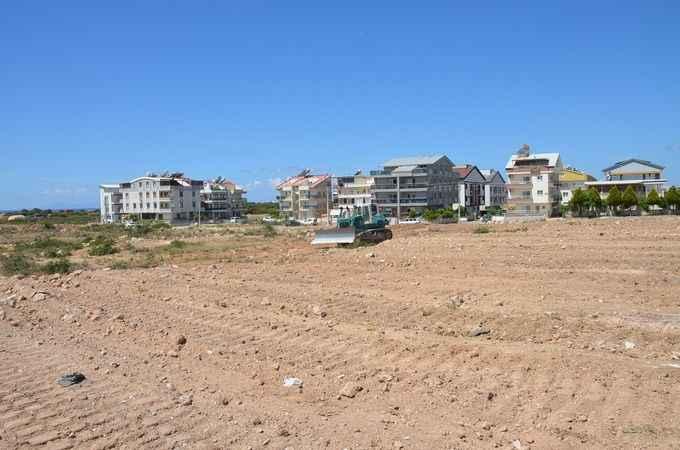 Didim Ekospor Projesi için zemin çalışmasına başlandı