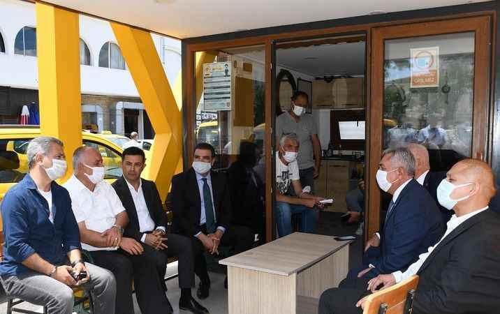 CHP'li Toprak'tan Günel'e teşekkür