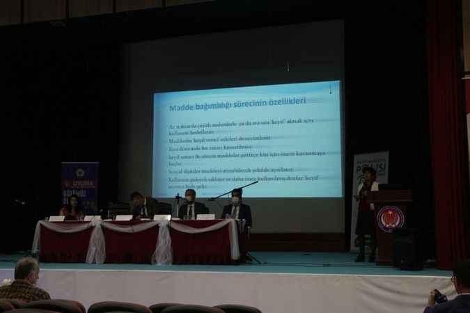 Söke'de 'Uyuşturucu İle Mücadele Bilim Çalıştayı' düzenlendi
