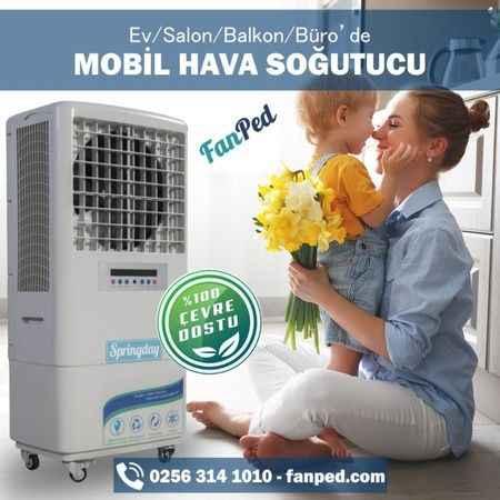 Mobil Sulu Soğutucular ile Ucuza Serinleyin