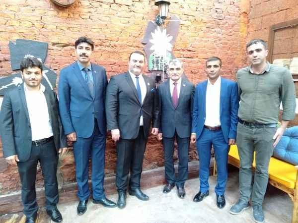 Türkiye Değişim Partisi, 6 ilçe başkanını atadı