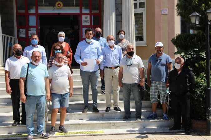 Didim İYİ Parti'den Demirkan hakkında suç duyurusu