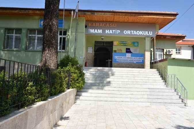 Karacasu'da 218 öğrenci ter dökecek