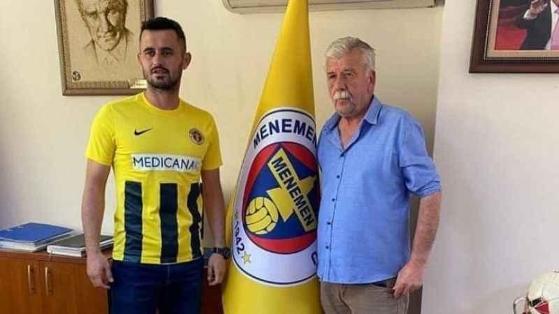 Naz-Naz'da Polat, Menemenspor'a transfer oldu