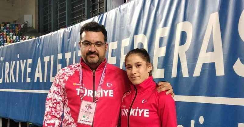 Burcu Erdemir, Türkiye üçüncüsü oldu