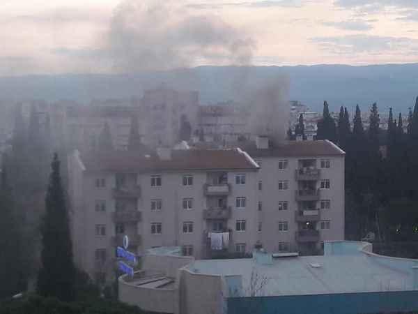 Aydın'da hava kirliliği limiti aştı