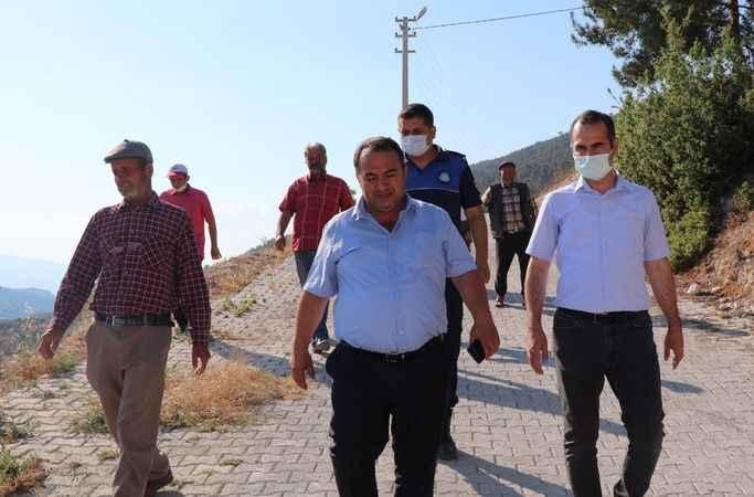Bozdoğan'da Akyaka Sosyal Tesis alanına ek bina yapımına başlandı