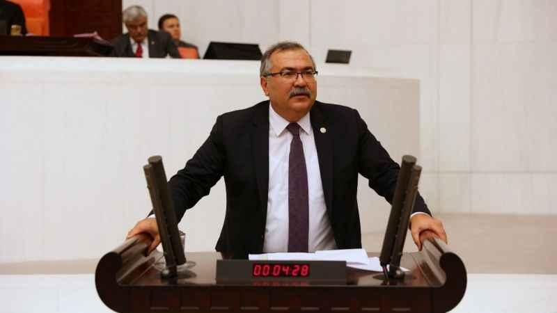 CHP'li Bülbül, 'Cezaevleri alarm veriyor'