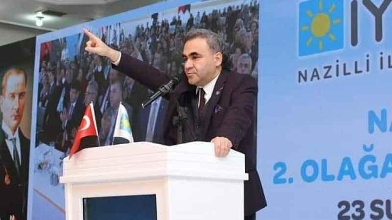 İYİ Partili Öztürk'ten yola devam mesajı