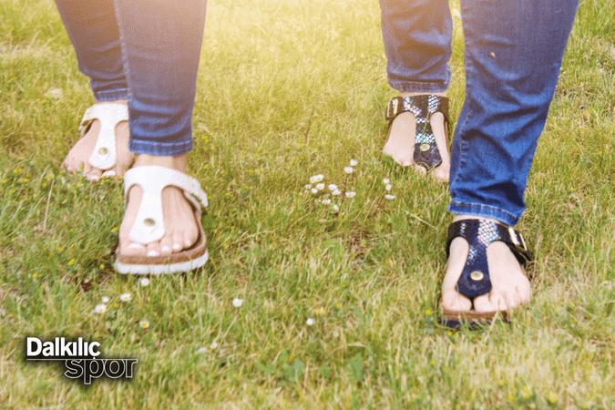 Sandalet Seçerken Nelere Dikkat Edilmeli?