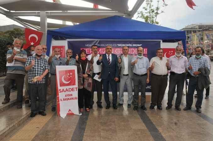Saadet Partisi, Aydınlıları 'Geçim İttifakı'na davet etti