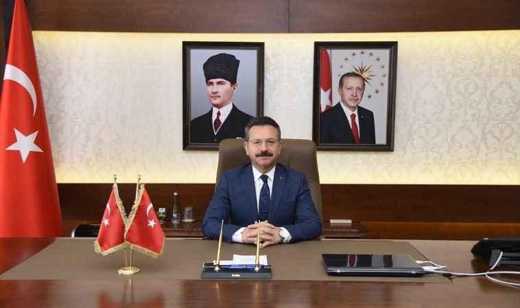 Vali Aksoy, Jandarma Teşkilatı'nın 182'nci kuruluş yıl dönümünü kutladı