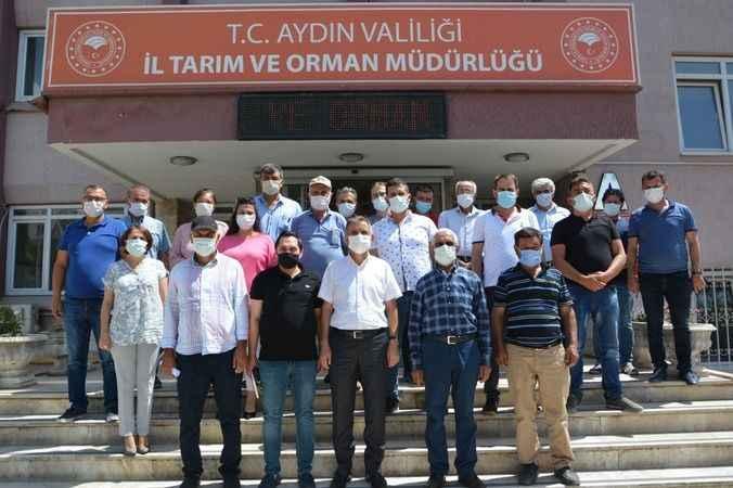 Aydın'da 54 projeye bakanlık desteği
