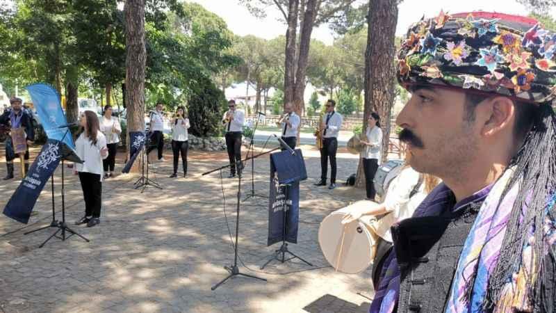 Büyükşehir'den Nazilli'de sürpriz konser