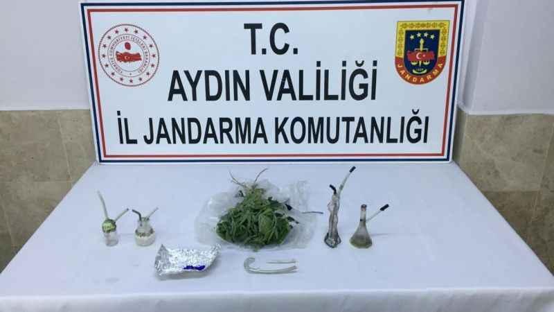 Aydın'da 4 zehir taciri tutuklandı