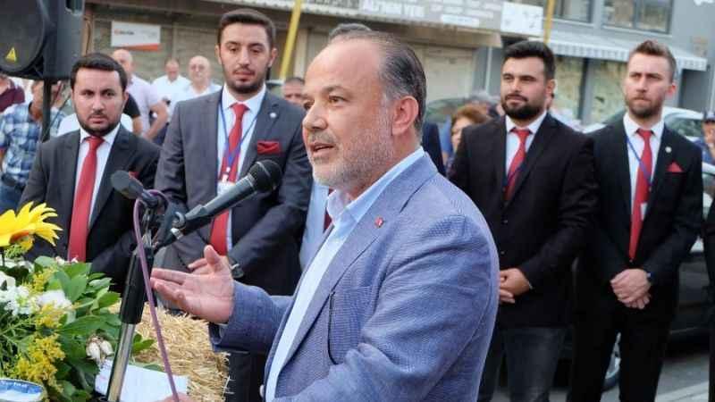 Milletvekili Yavuz; 'AK Parti Z Kuşağı hareketidir'